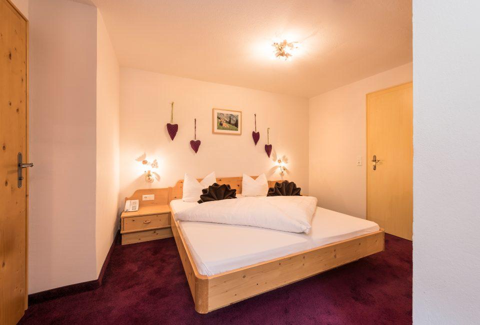 Zimmer Bergblick Hotel im Stubaital