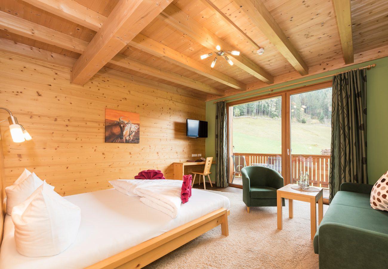 Kuschelsuite Natur im Hotel Erika