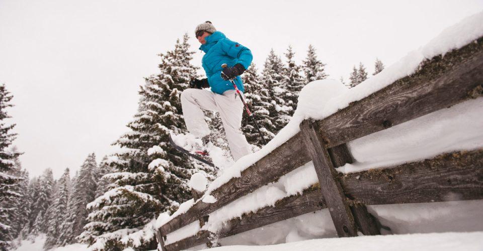 Winterwandern im Hotel Erika Stubaital