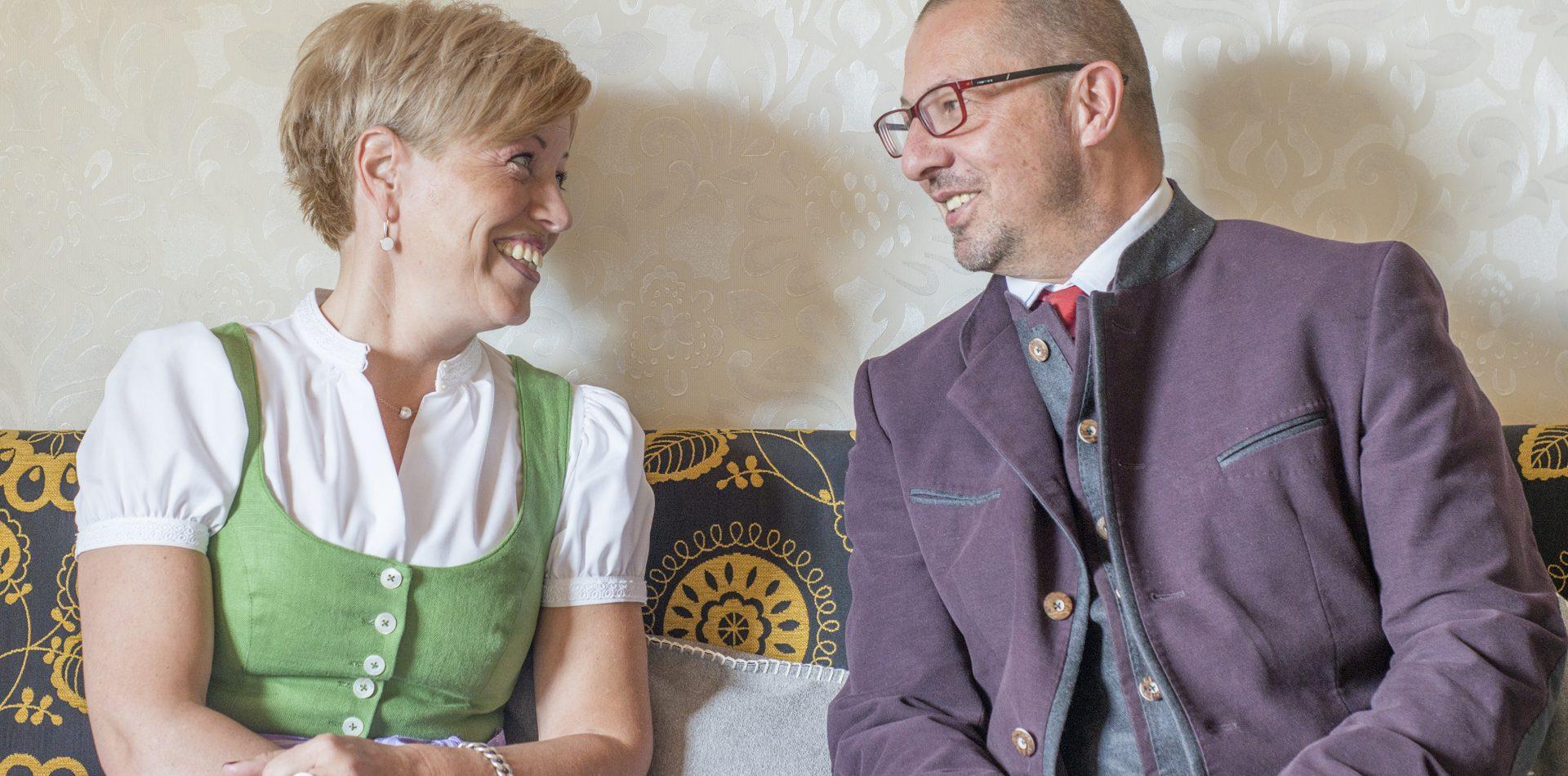 Barabara und Matthias Müller Hotel Erika